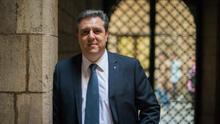 El delegado de la Generalitat en Reino Unido e Irlanda, Sergi Marcén