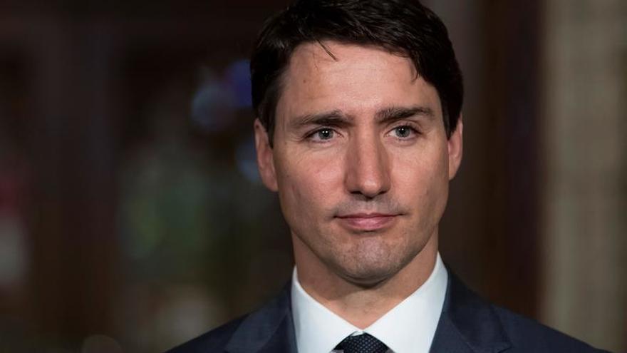 Trudeau dice que no tocó de forma inapropiada a una periodista hace 18 años