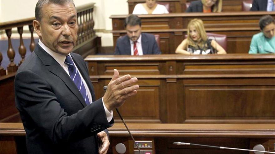 Rivero dice que el hallazgo de crudo al sur de Marruecos no cambia las cosas en Canarias