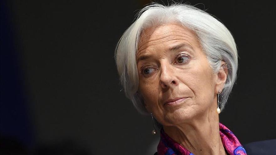 """Lagarde dice que India es un """"punto brillante"""" que doblará su tamaño en 2019"""
