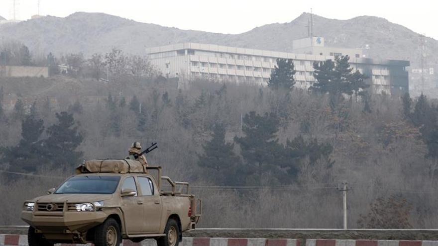 Más de 30 heridos tras una explosión en el centro de Kabul
