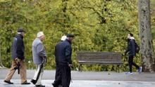 La pensión mínima de jubilación con cónyuge sube 7,5 euros al mes en 2020