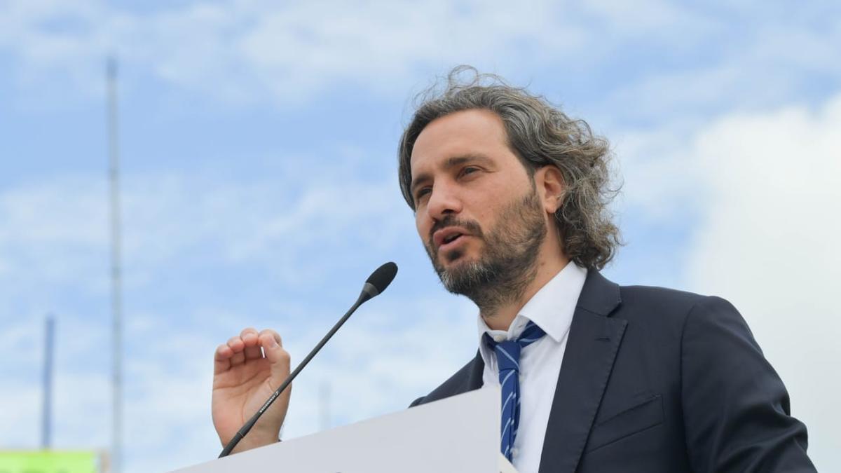 Santiago Cafiero, el candidato de los que quieren su cargo.