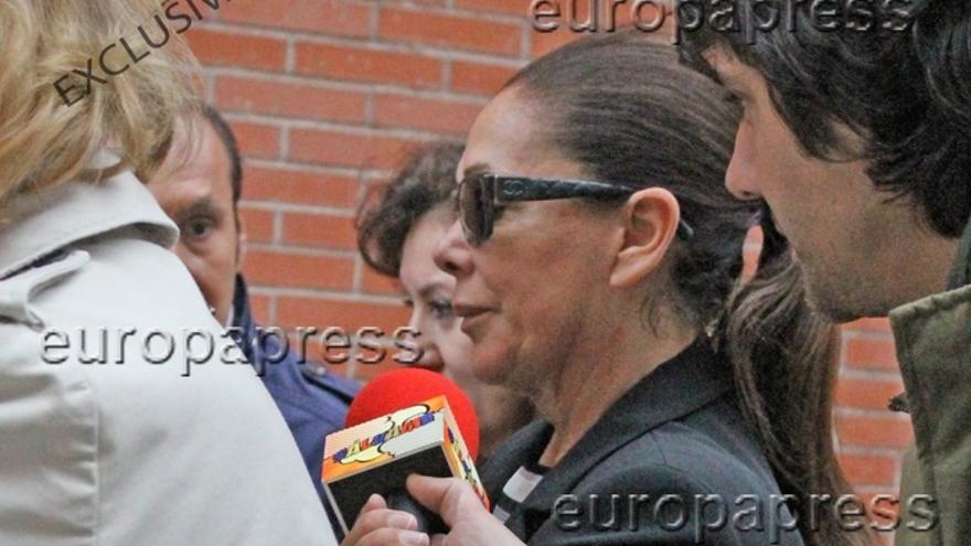 Prisiones descarta que Isabel Pantoja haya tenido trato de favor en la cárcel