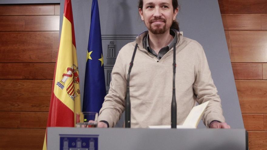 """Pablo Iglesias muestra su """"máximo respeto"""" por los """"ejemplares"""" procedimiento democráticos de las CUP"""