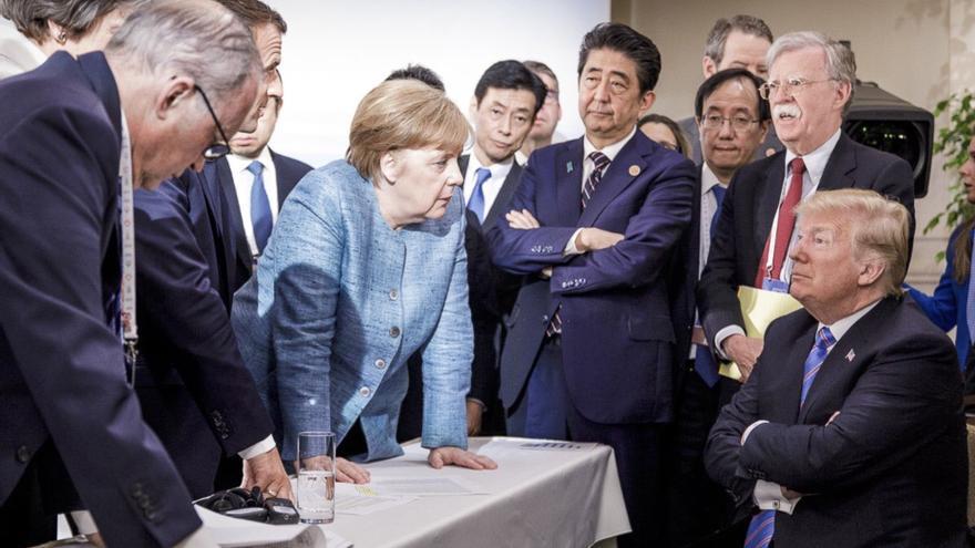 Del Kennedy triunfante en Berlín a la hostilidad de Trump: el vínculo con  Europa se juega su supervivencia en las elecciones americanas