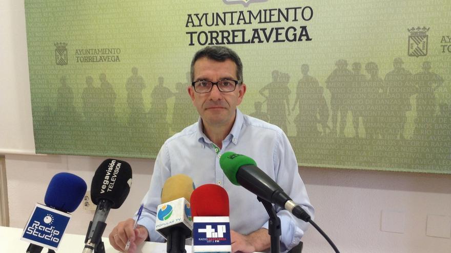 El concejal Pedro Pérez Noriega es el nuevo responsable de Aguas de Torrelavega.