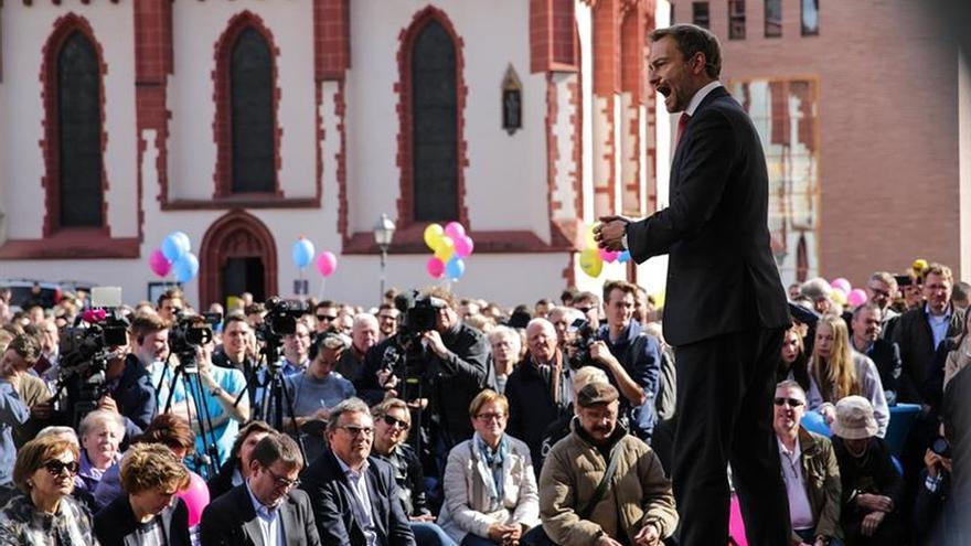 Los refugiados, protagonistas pasivos de la campaña electoral alemana