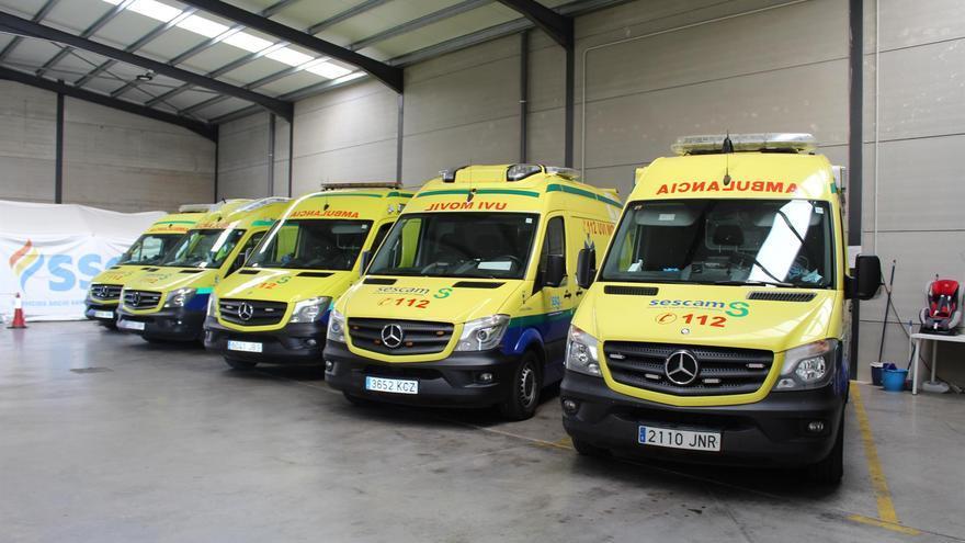 Las ambulancias de Castilla-La Mancha, llamadas a la huelga desde este martes