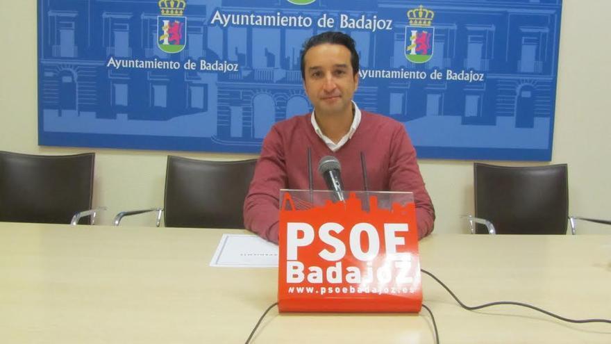 Ricardo Cabezas PSOE Badajoz