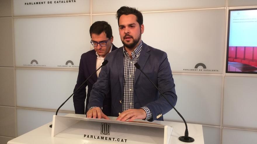 """Cs cree que JxSí hace """"lo que le da la gana"""" para que la oposición no opine en el Parlament"""