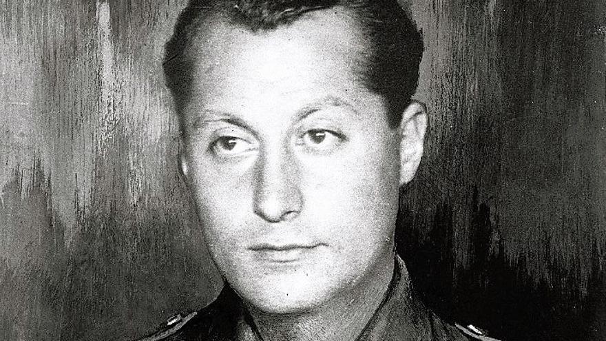 El fundador de Falange, José Antonio Primo de Rivera