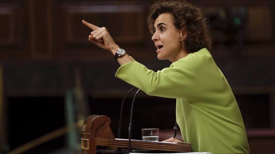Montserrat aboga por la reconciliación en Cataluña después de las elecciones