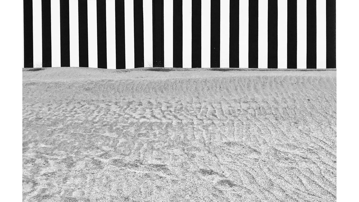 Playa de Las Canteras. (Leandro Betancor Fajardo).