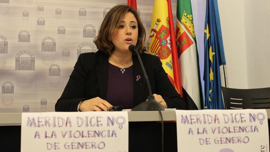 Ana Aragoneses Mérida Igualdad