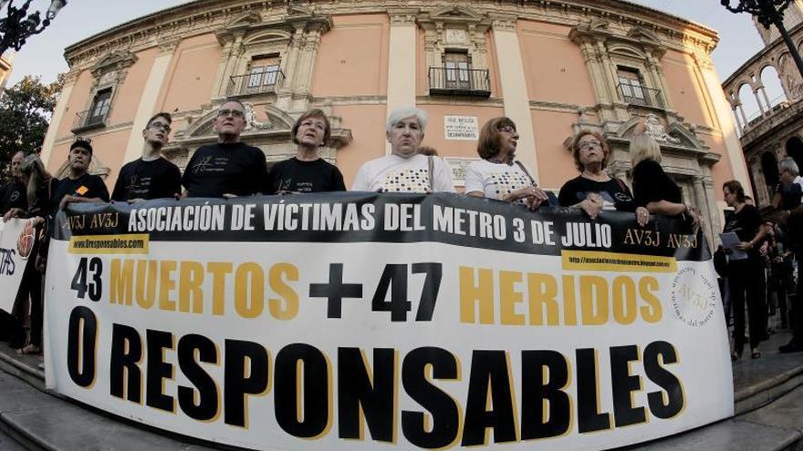 Exjefe de seguridad de Metrovalencia dice que se presionó a los empleados tras el accidente