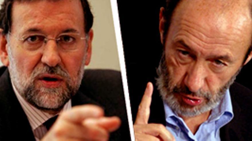 """Rajoy accede también a participar en los debates en TV """"siempre que se hayan negociado las condiciones"""""""