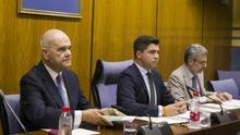 El día que un diputado de Ciudadanos mandó callar a gritos al ex presidente Chaves en el Parlamento andaluz