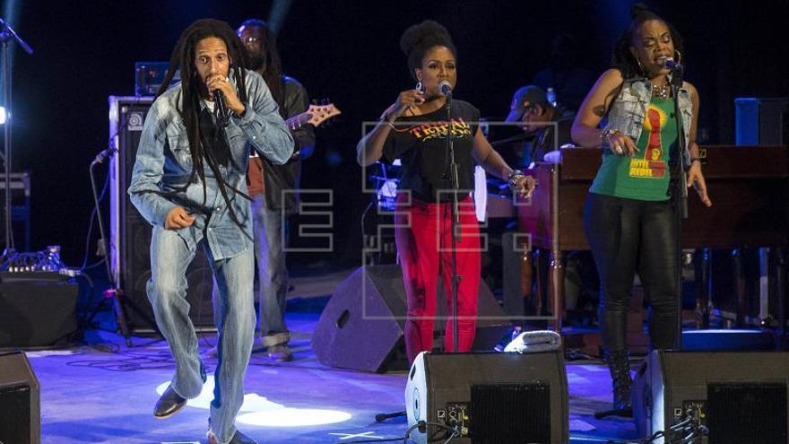El Rototom confirma a Julian Marley, The Skatalites y The Mighty Diamonds
