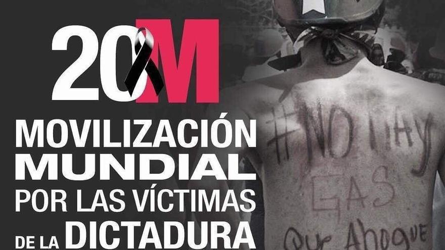 Opositores venezolanos contraprograman este sábado a Podemos con otra protesta a 500 metros de la Puerta del Sol