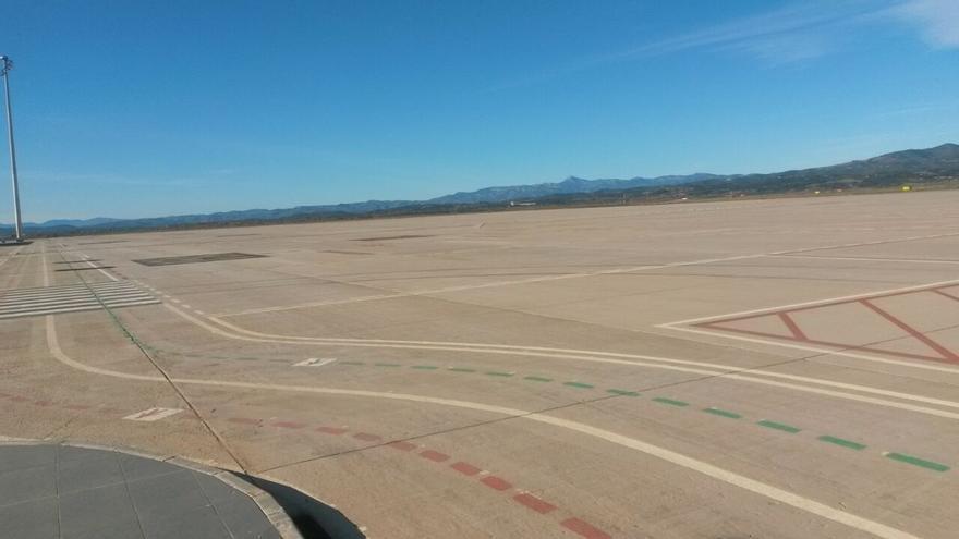 """PSPV dice que el aeropuerto de Castellón es """"el relato de un esperpento"""" y lamenta que no se sepa fecha exacta de vuelos"""