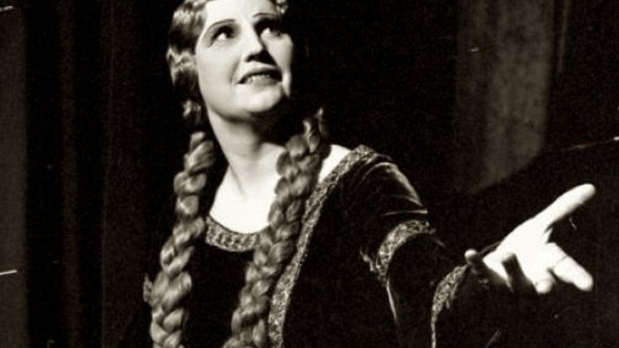 Kirsten Flagstad, la eterna Brunilda