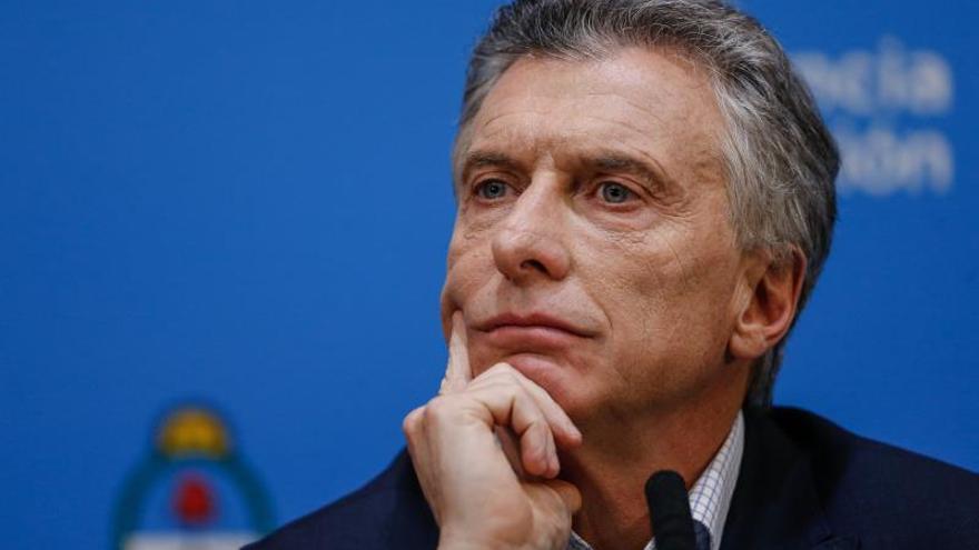 """Macri reconoce que a los argentinos """"les sigue costando"""" salir adelante"""