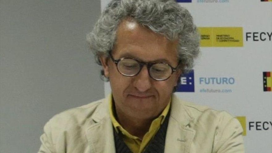 """Calvo Roy: el periodismo científico es """"clave"""" para los medios y la sociedad"""