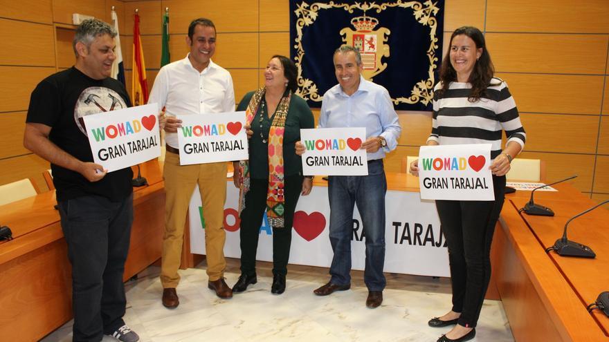 El Cabildo de Fuerteventura y la organización Womad firnan el acuerdo para la celebración de este festival en la Isla