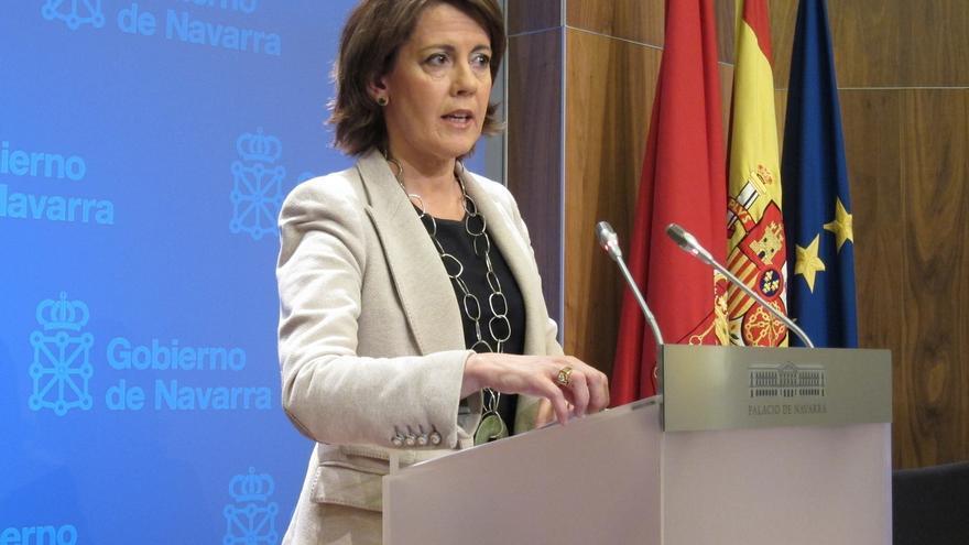 """Barcina afirma que UPN """"concurrirá en las próximas elecciones con sus siglas"""""""