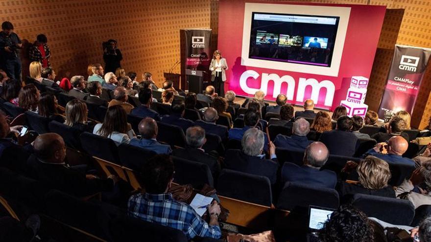 Presentación de CMMPlay