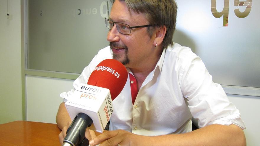 Domènech (ECP) pedirá el miércoles derogar la ley que permite al TC inhabilitar a políticos