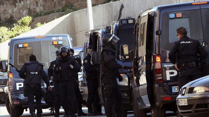 Catorce detenidos en España y Marruecos de una red que captaba yihadistas