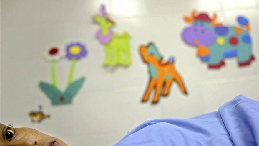 Cada año diagnostican en España más de 1.000 nuevos casos de cáncer infantil