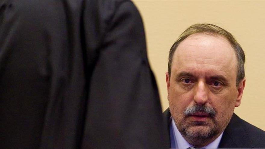 La Fiscalía del TPIY pide acabar formalmente el juicio contra el exgeneral Hadzic