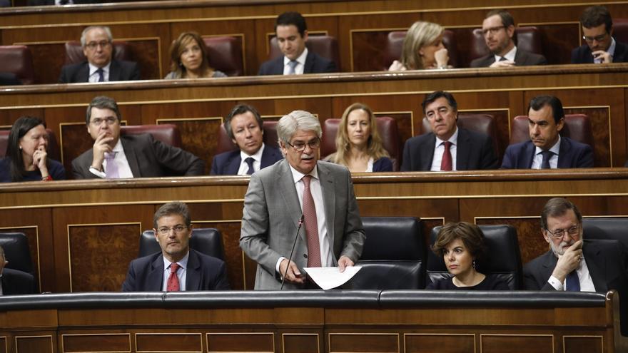 """Dastis confía en que """"una mayoría"""" vote el 21D por una solución que permita la vuelta a la """"normalidad"""""""