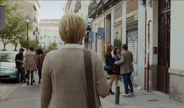 """La calle San Gregorio en """"Julieta"""""""