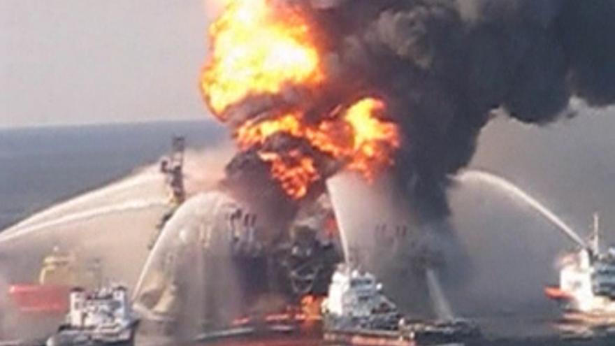 BP pierde 25 mil millones a causa del vertido