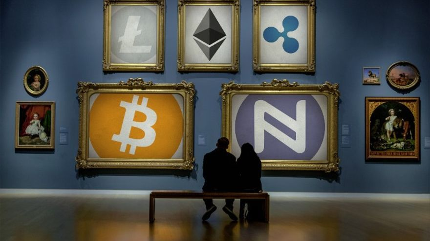 Estas nuevas divisas creadas en entornos virtuales han captado la atención de la banca mundial