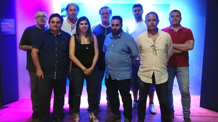 Reunión de la Asociación de Medios Digitales