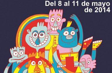 Cartel de las Fiestas Autogestionadas del Dos de Mayo 2014