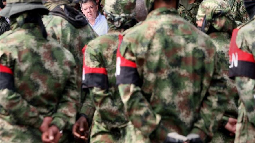 Capturan a doce presuntos miembros del ELN en zona fronteriza con Venezuela