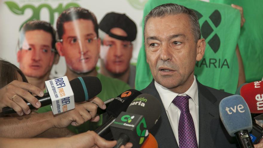 Rivero dice que las cuentas del 2013 son poco creíbles y benefician al PP