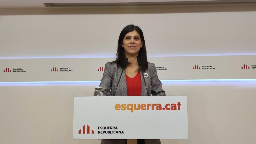 """ERC reitera a Sánchez que votarán 'no' si no se crea una """"mesa de negociación entre iguales"""""""