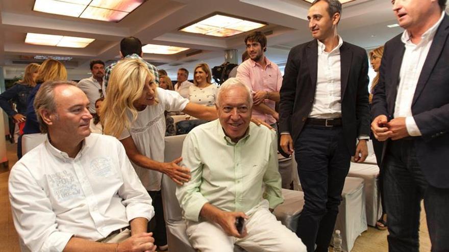 Margallo: En este momento histórico, sobra codicia y falta ambición de país