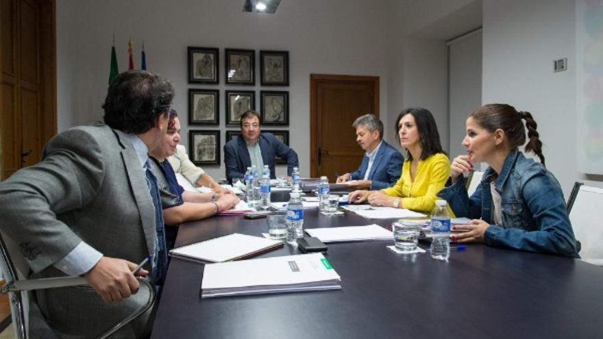 Consejo de Gobierno de la Junta de Extremadura / Junta