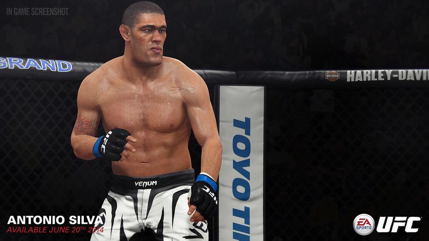 Antonio Silva UFC EA Sports