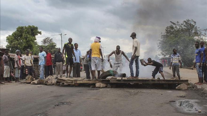 Los organizadores de las protestas en Burundi llaman a seguir en las calles