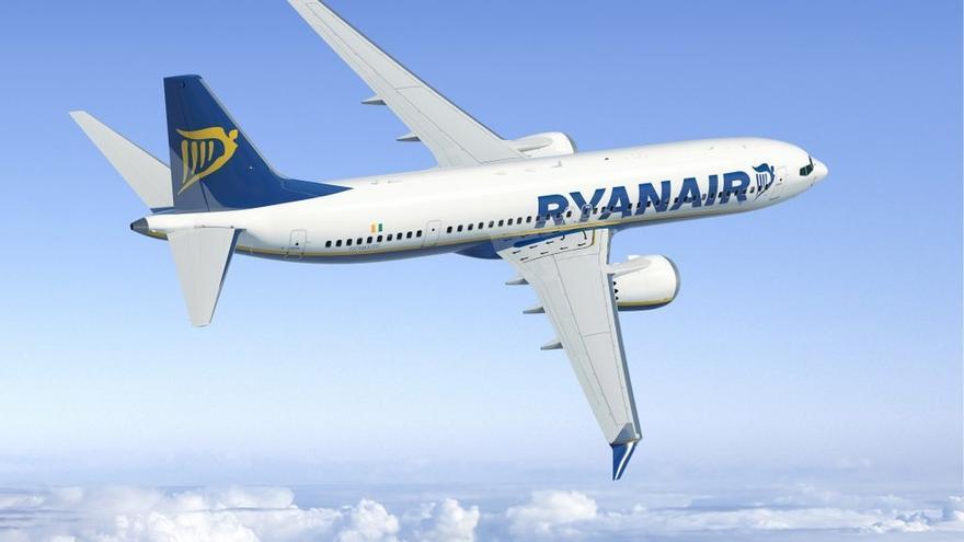 Ryanair anuncia una nueva ruta entre Sevilla y Palermo con dos vuelos semanales desde marzo de 2020