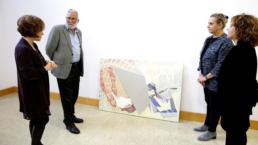 Una instalación de Lucía Simón gana el Premio de Artes Plásticas del Gobierno de Cantabria